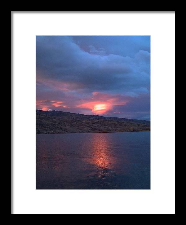 Suning Sunrise Framed Print featuring the photograph Morning Sunrise by Joyce Woodhouse
