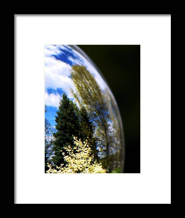 Nature Framed Print featuring the photograph Mother Earth by Angela Davies