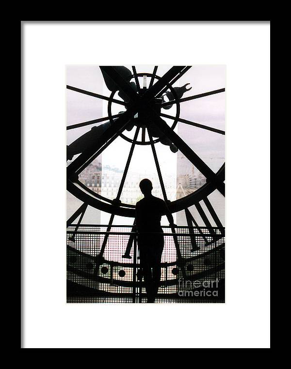 Travel Framed Print featuring the photograph Musee D'orsay by Douglas Shoop
