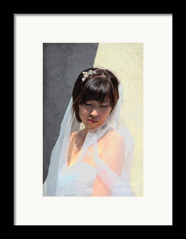 My Big Day Framed Print featuring the photograph My Big Day by Mariola Bitner