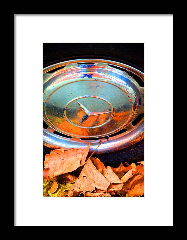 Jezcself Framed Print featuring the photograph N G W 636 L by Jez C Self