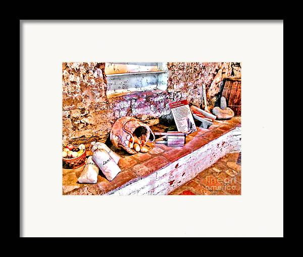 Neophyte Framed Print featuring the photograph Neophyte Daily Grind by Jason Abando