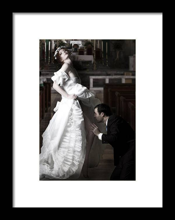 Art Framed Print featuring the photograph Never Too Late by Terry Slater