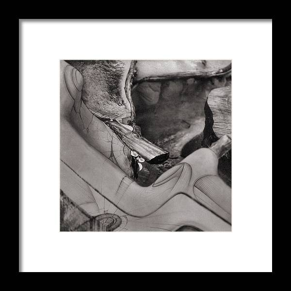 New Earth Framed Print featuring the mixed media Newearthcomp 1989 by Glenn Bautista