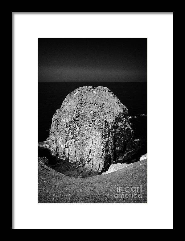 Europe Framed Print featuring the photograph North Mayo Coastline Ireland by Joe Fox