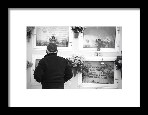 Jezcself Framed Print featuring the photograph Not Just My Wife My Best Friend by Jez C Self