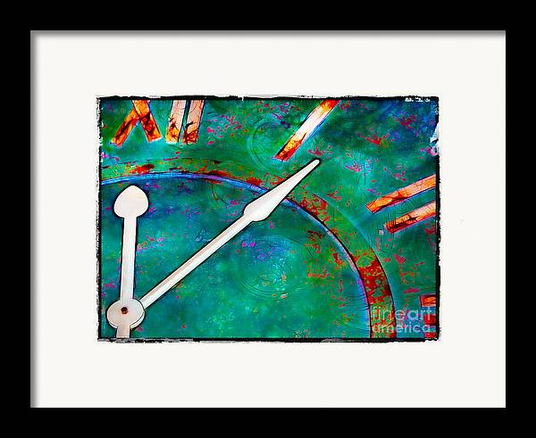 Circles Framed Print featuring the photograph Once Upon A Time by Judi Bagwell