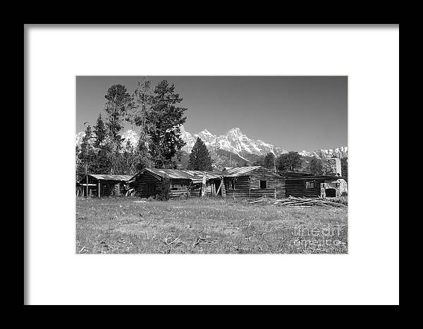 Sandra Bronstein Framed Print featuring the photograph Once Upon A Time -  Bar Bc by Sandra Bronstein