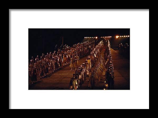 Verdi Framed Print featuring the photograph Opera Aida by Shaun Higson