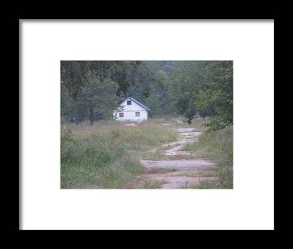 Country Framed Print featuring the photograph Out In The Country by Tim Campbell
