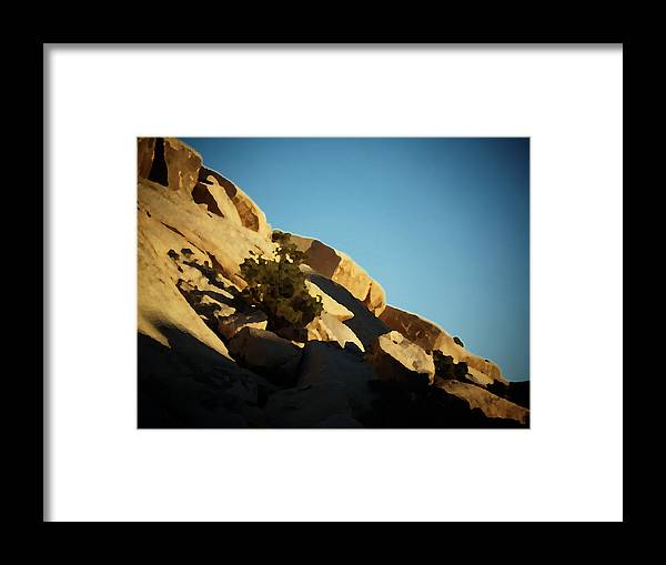 Jtnp Framed Print featuring the photograph Palette Of The Contrasts That Are Rocks by Carolina Liechtenstein