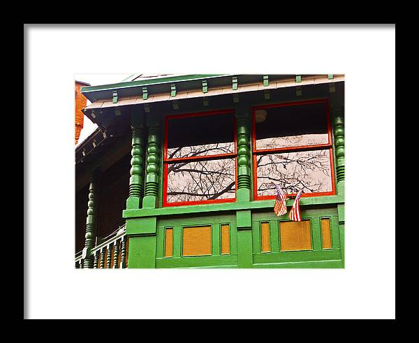 Philadelphia Framed Print featuring the photograph Patriot by Kathleen Foy