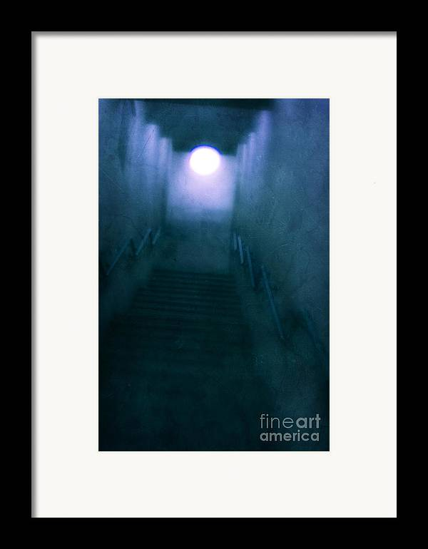 Most Of Us Have Encountered Darker Moments In Life. The Ones That Feel Like A Bad Dream Framed Print featuring the photograph Phantasm by Andrew Paranavitana