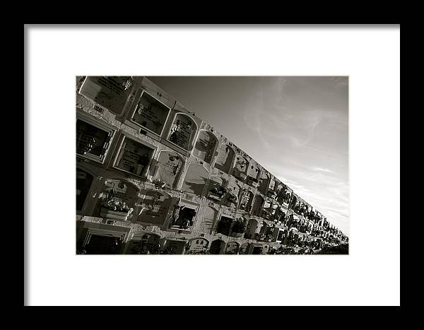 Jezcself Framed Print featuring the photograph Pick A Box by Jez C Self