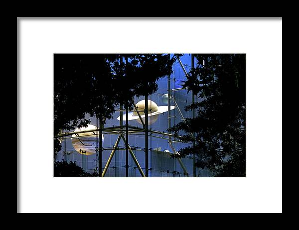 Nyc Framed Print featuring the photograph Planets in the Park by John Banegas
