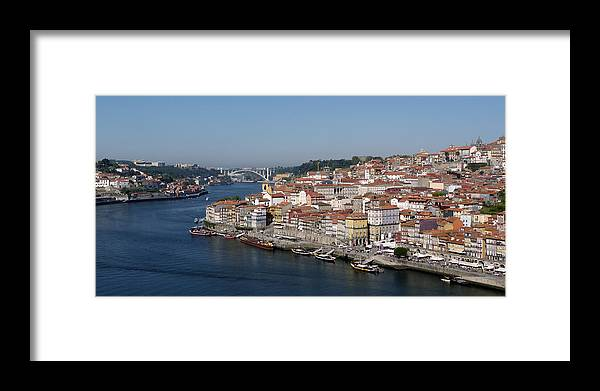 Porto Framed Print featuring the photograph Porto by Lynn Bolt