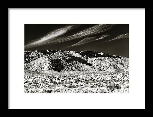 Quiet In The Valley Framed Print featuring the photograph Quiet in the Valley by John Rizzuto