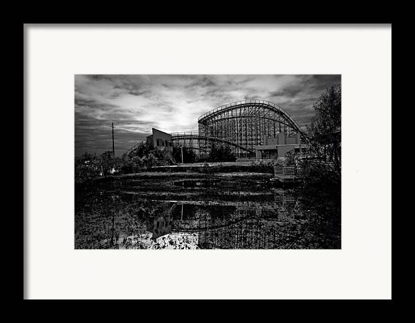 New Orleans Framed Print featuring the photograph Reflections Of The Mega Zeph by Pixel Perfect by Michael Moore