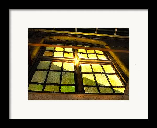 Gastonia Photographs Photographs Framed Print featuring the photograph Resurrection by Tammy Cantrell