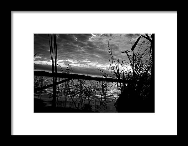 Storm Framed Print featuring the photograph Rising Storm by Gary Smith