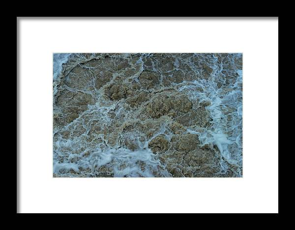 Dam Framed Print featuring the photograph Runoff by Joseph Yarbrough