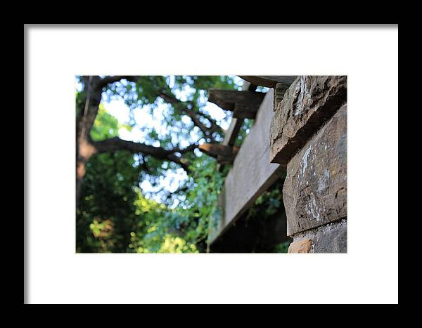 Rustic Framed Print featuring the photograph Rustic by Lynnette Johns