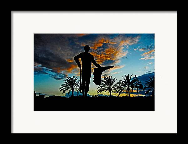 Europe Framed Print featuring the photograph Senor Pepe Luis Vazquez by Juergen Weiss