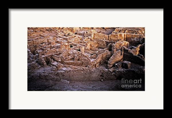 First Star Art Framed Print featuring the photograph Seven Civilizations by First Star Art