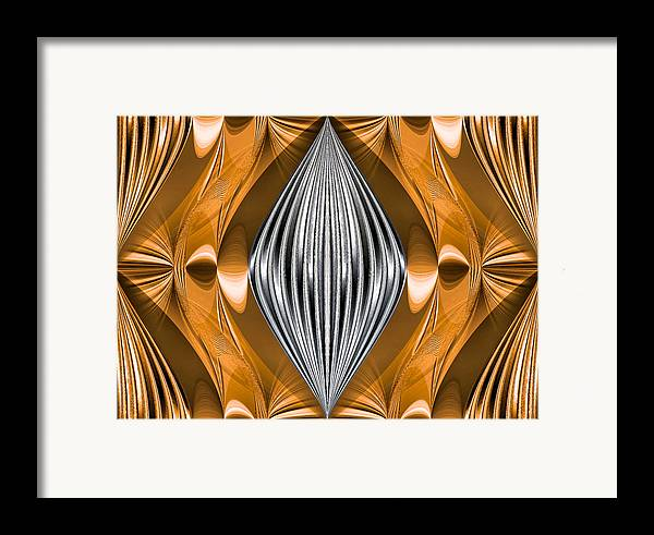 Marquise Framed Print featuring the photograph Silver Marquise Engagement by Kristin Elmquist