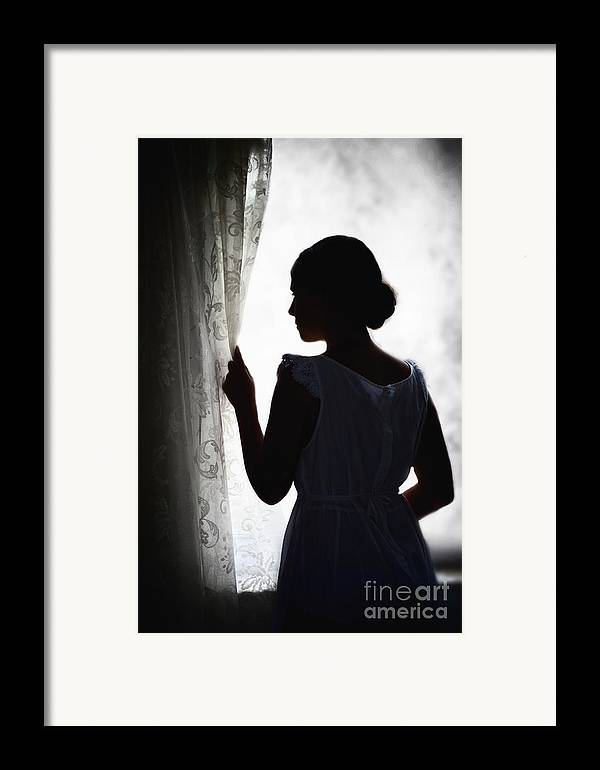 Woman Framed Print featuring the photograph Simplicity by Margie Hurwich