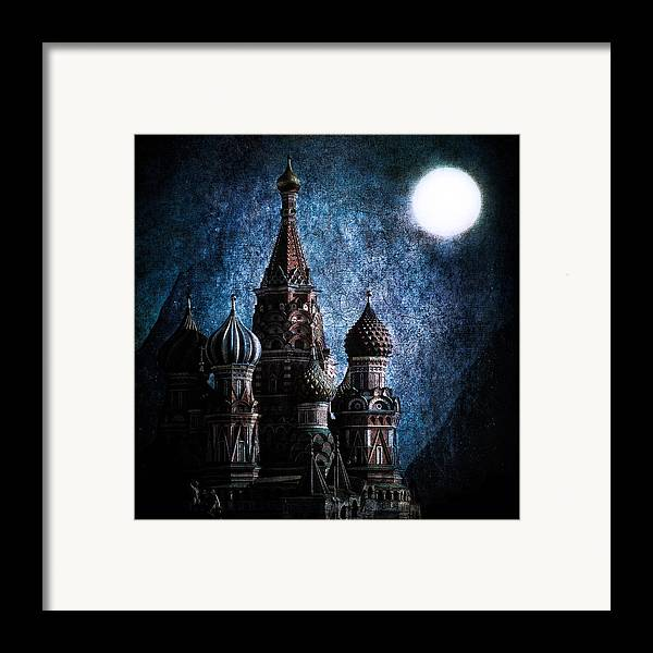 St Basils Framed Print featuring the photograph Solace by Andrew Paranavitana