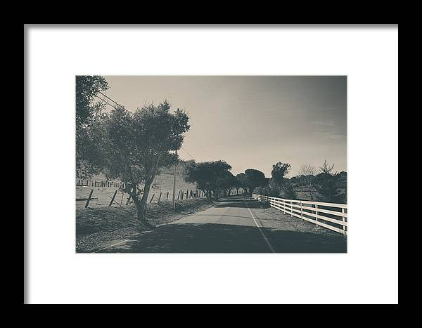 Sunol Framed Print featuring the photograph Somethin' About You And I by Laurie Search