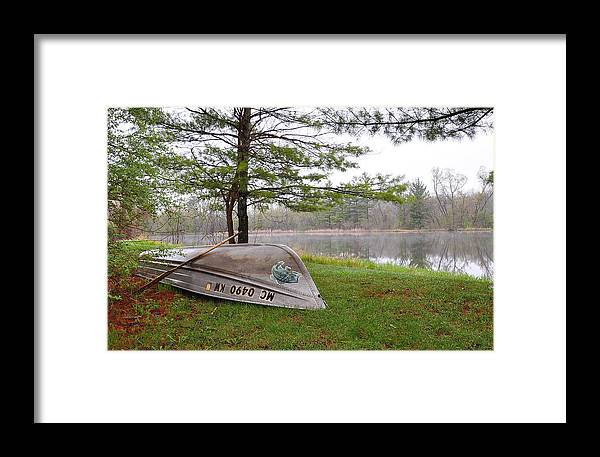 Landscapes Photography Framed Print featuring the photograph Spring Fever by Eugene Gabry
