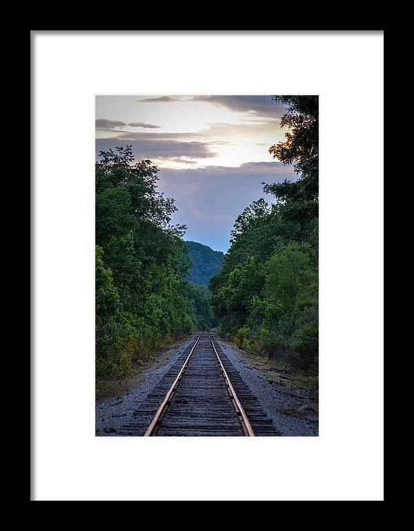 Framed Print featuring the photograph Stand By Me by Brian Stevens