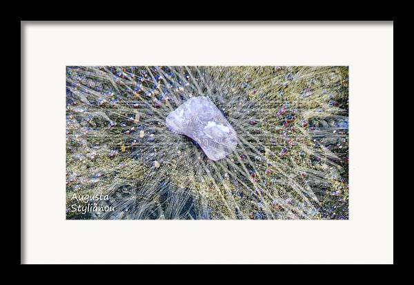 Barack Obama Framed Print featuring the photograph Star Hip 53550 by Augusta Stylianou