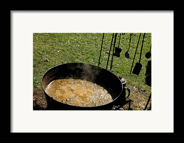 Usa Framed Print featuring the photograph Stone Soup by LeeAnn McLaneGoetz McLaneGoetzStudioLLCcom