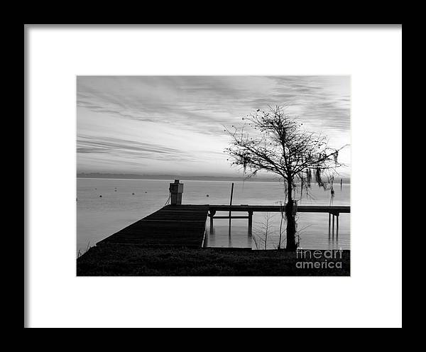 Summer Framed Print featuring the photograph Summer's Gone by Scott Hervieux