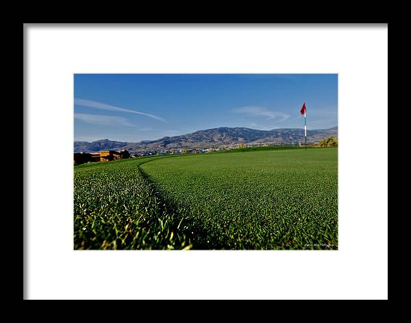 Wesley Framed Print featuring the photograph T Time by Wesley Allen Shaw