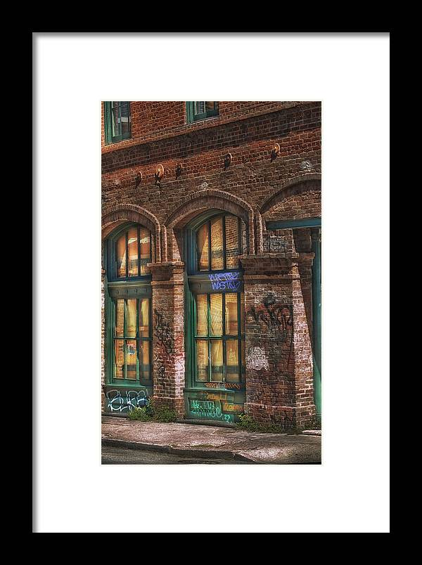New Orleans Framed Print featuring the photograph Tarnished by Brenda Bryant