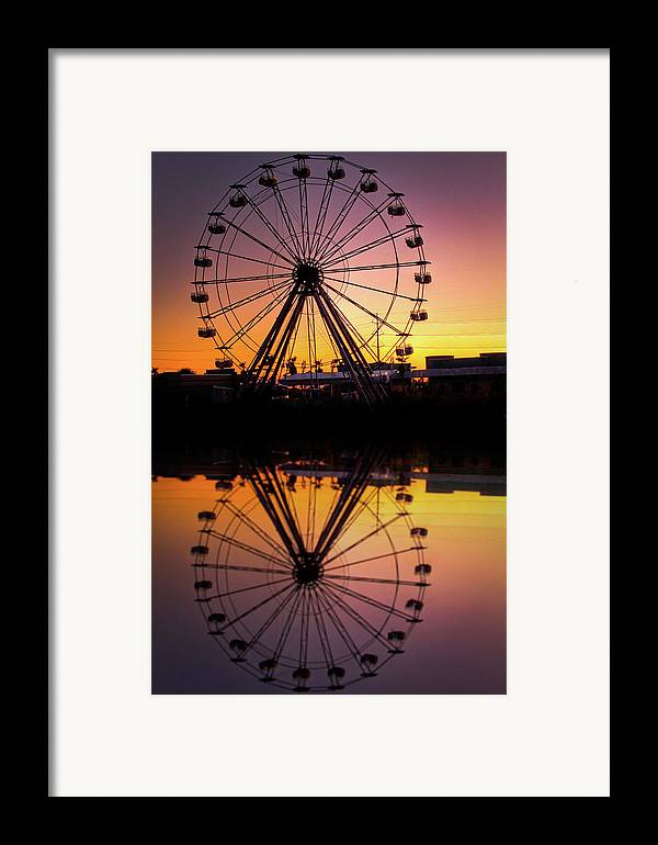 New Orleans Framed Print featuring the photograph The Big Easy by Pixel Perfect by Michael Moore