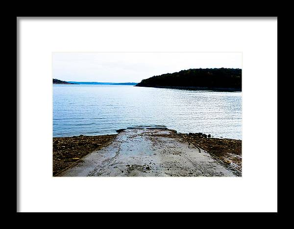 Autumn Framed Print featuring the photograph The Blues by Tracy Salava