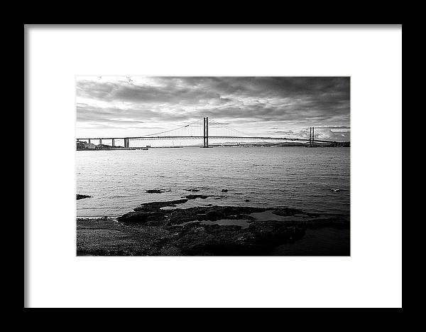 Bridge Framed Print featuring the photograph The Bridge by Kevin Askew
