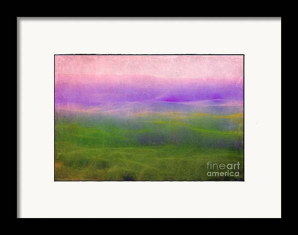 Arkansas Framed Print featuring the photograph The Distant Hills by Judi Bagwell