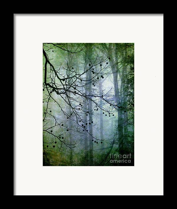 Forest Framed Print featuring the photograph The Forest Cathedral by Judi Bagwell