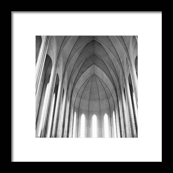 Summer Framed Print featuring the photograph The Halls Of Valhalla by Randy Lemoine