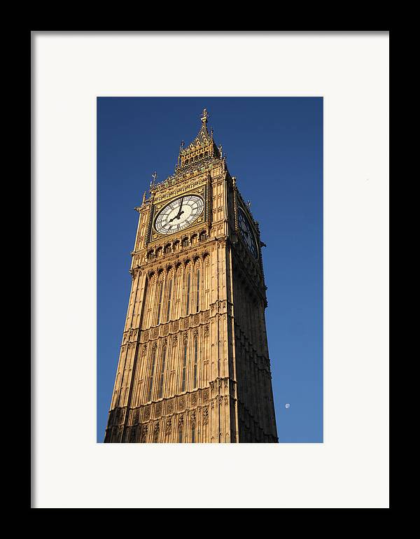 Jezcself Framed Print featuring the photograph The Morning Tolls by Jez C Self