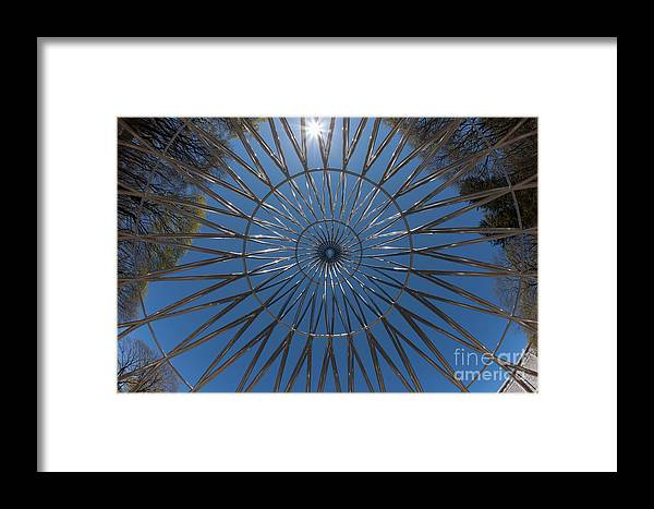 Clarence Holmes Framed Print featuring the photograph The Rising IIi by Clarence Holmes