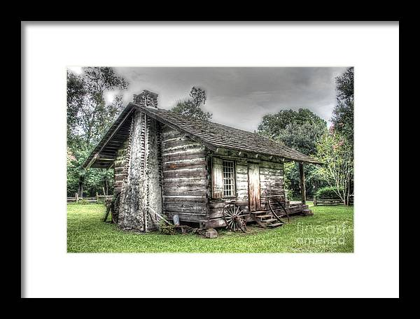 Rural Life Framed Print featuring the photograph The Rural Life by Robert Cook