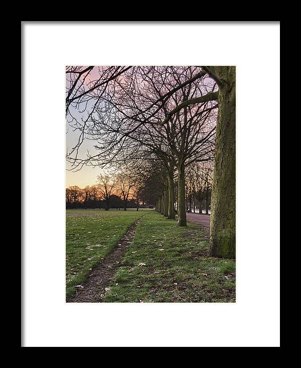 2011 Framed Print featuring the photograph The Tath To Sunrise by Vinicios De Moura