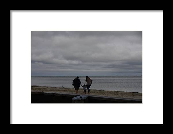 Nature Framed Print featuring the photograph Three Generations by Loretta Pokorny